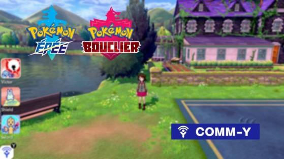 Guide Pokémon Épée et Bouclier : le Comm-Y