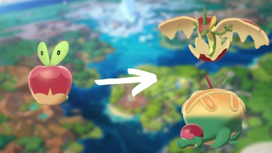 Pokemon Epee, Pokemon Bouclier : Comment faire évoluer Verpom en Pomdrapi et Dratatin ?