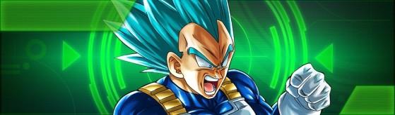Végéta Super Saiyan Blue Legendary Finish - Dragon Ball Legends