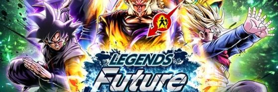 La team future est à l'honneur - Dragon Ball Legends
