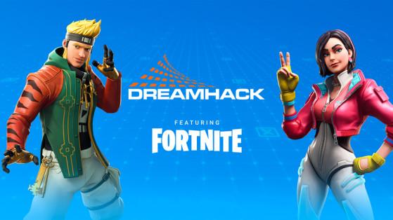 Fortnite : DreamHack Winter 2019 résultats, programme et informations