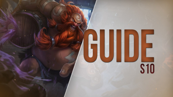 Guide LoL Gragas, Mid, S10