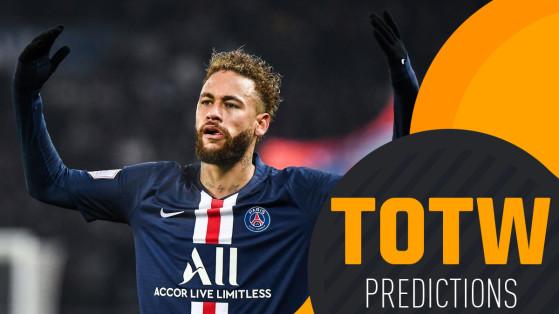 FUT 20 : prédiction équipe de la semaine, TOTW 13