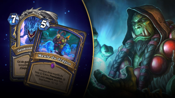 Hearthstone Deck : Chaman Galakrond