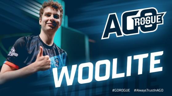 LoL - Mercato : Rogue EC devient Rogue Ago et recrute Woolite au poste d'ADC
