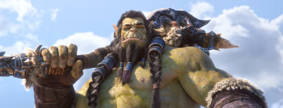 WoW Question Lore : Que signifie le nom « Thrall » ?