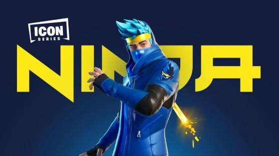 Boutique Fortnite 17 janvier 2020, Ninja