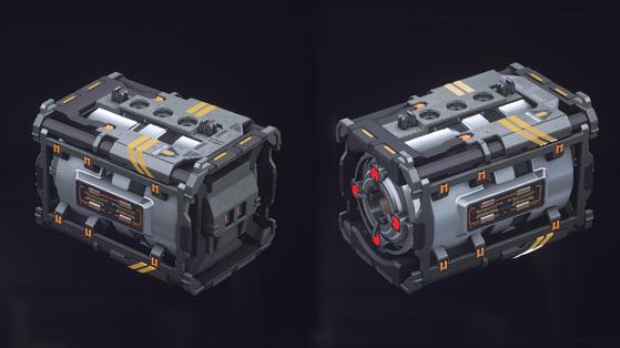 Star Citizen : moteur quantique Vulcan