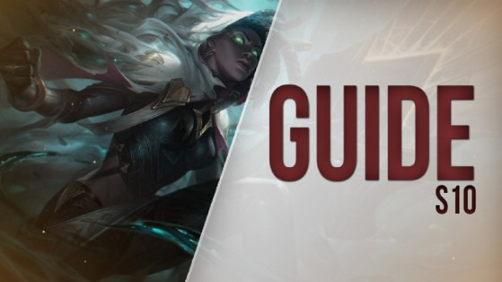 Senna ADC S10 : build, runes et stuff - Guide LoL