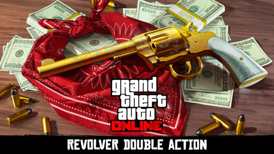 GTA Online : Chasse au trésor, mission Red Dead Redemption 2, treasure hunt
