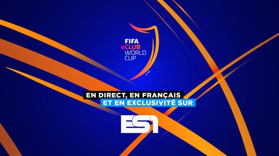 La FIFA choisit ES1 comme diffuseur exclusif des FIFA 20 Global Series