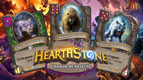 Hearthstone Battlegrounds : guide compo Bête