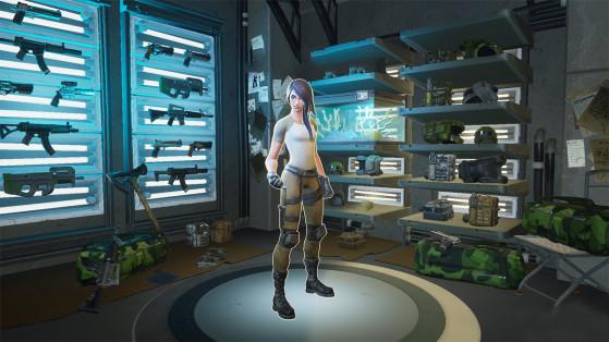 Fortnite saison 2 chapitre 2 : Maya, chambre d'amélioration, défis
