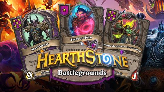 Hearthstone Battlegrounds: guide compo démon