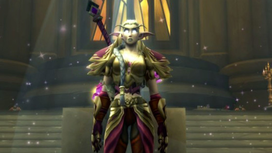 WoW Question Lore : Elfes de la nuit ET paladins - quels sont les exemples du lore ?