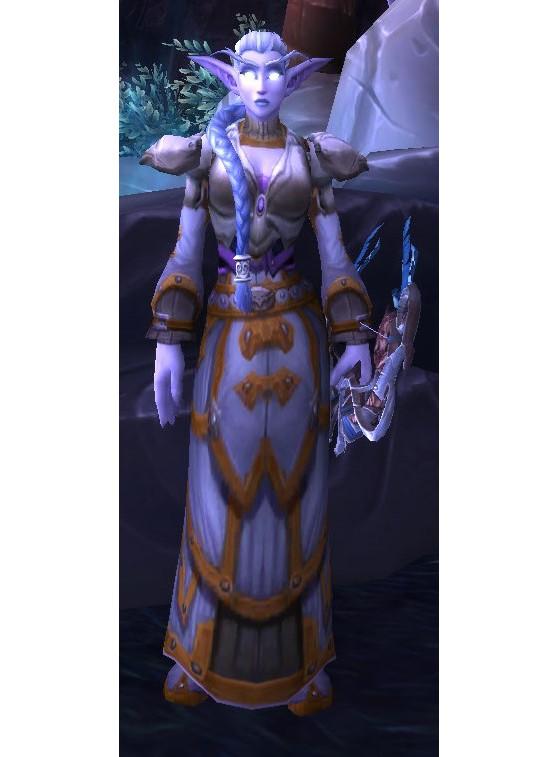 Delas Croc-de-Lune prêtresse (WoD) - World of Warcraft