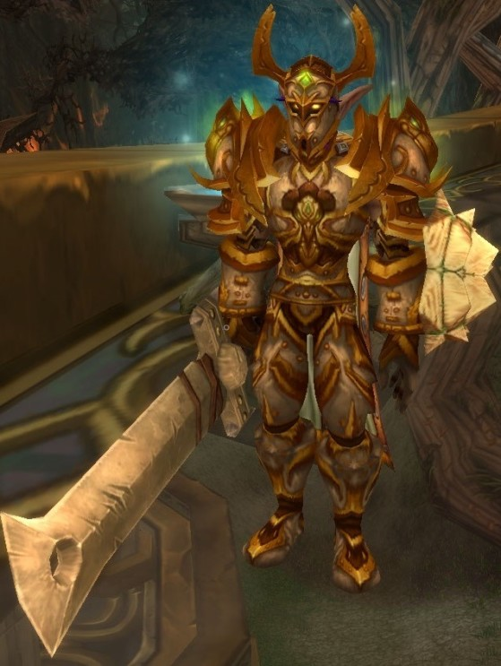 Champion Eternel (Puits d'Eternité) - World of Warcraft