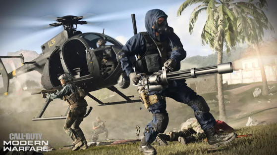 Call of Duty Modern Warfare : mise à jour Warzone, patch note 1.17 PS4, Xbox One et PC