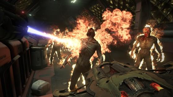 Doom Eternal : Heure de sortie, pré-téléchargement, preload, unlock