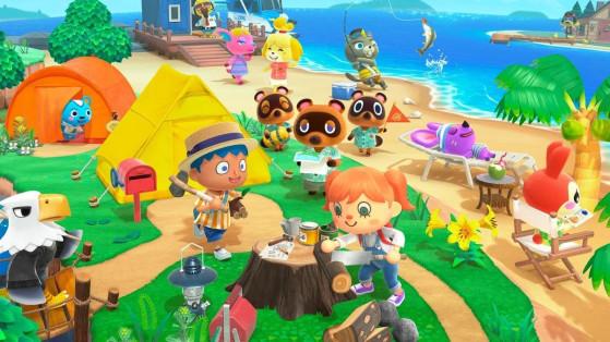 Animal Crossing New Horizons : ville parfaite, comment obtenir 5 étoiles ?