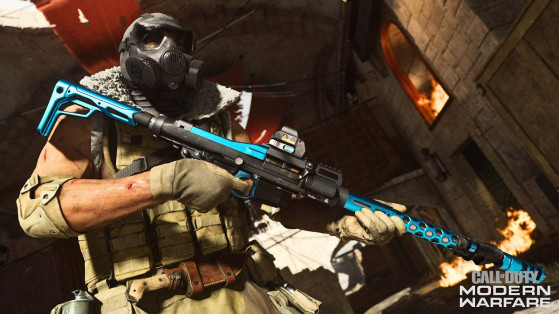 Call of Duty Modern Warfare Warzone : liste des plans d'armes épiques et légendaires, saison 3