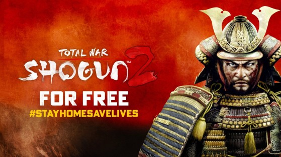 Total War: Shogun 2 gratuit