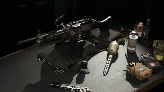 Call of Duty Modern Warfare Warzone : Bruen MK9, comment débloquer cette LMG ?