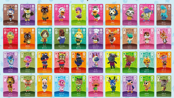Animal Crossing New Horizons : comment acheter des boosters de cartes Amiibo ?