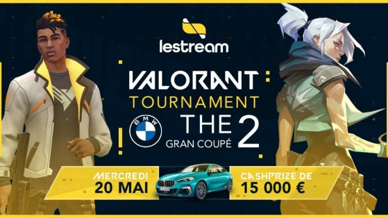 Valorant : LeStream organise le tournoi BMW The 2 Gran Coupé