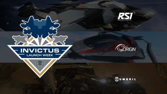 Star Citizen : Invictus Launch Week - Jour 1 Origin/RSI/Tumbril