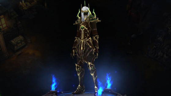 Diablo 3 : Build Nécromancien Mascarade du Carnaval ardent