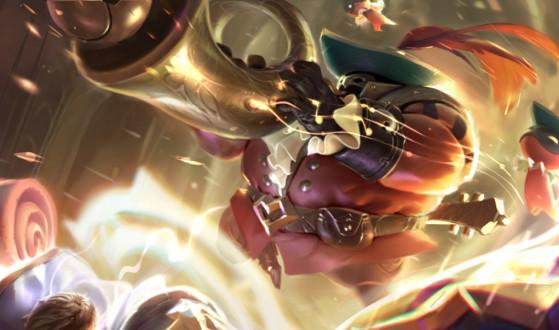 LoL - Riot Games : Bard is AFK, un joueur qui porte bien son nom