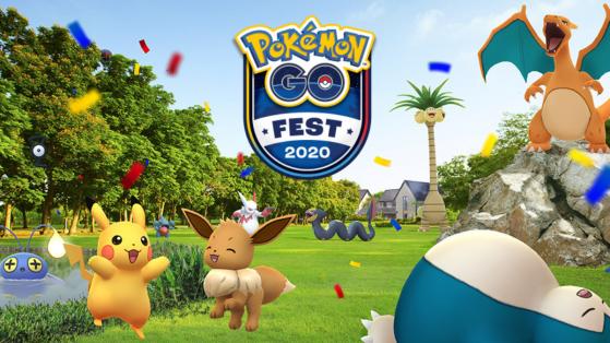 Pokemon GO Fest 2020 : pourquoi y participer ?