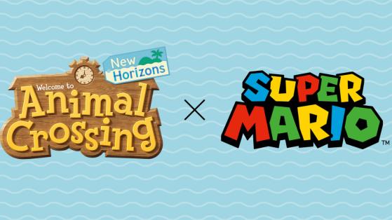 Animal Crossing New Horizons : Les meubles Super Mario Bros arrivent en mars !