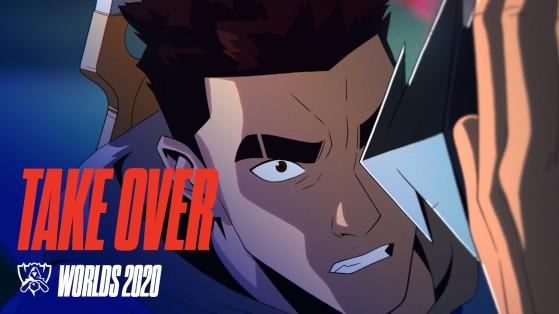 Worlds LoL 2020 : La chanson officielle, Take Over, enfin dévoilée !