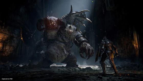 Tuer le boss du tutoriel Demon's Souls PS5 : aide, soluce