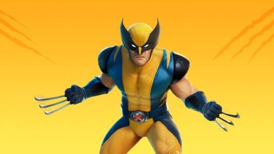 Fortnite : défi Eveil Wolverine, débloquer les Griffes, emote et outils de collecte