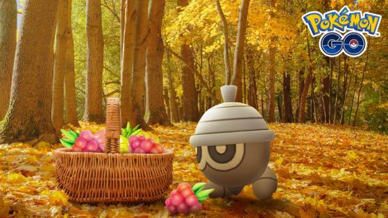 Pokemon GO : Célébrez l'automne avec un événement spécial et Vivaldaim !