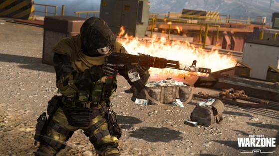 Modern Warfare Warzone : màj de la playlist du 6 octobre sur PS4, Xbox One et PC
