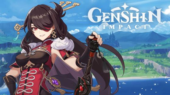 Genshin Impact : build Beidou, armes et sets d'artefacts