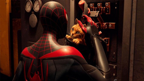 Spider-Man Miles Morales PS5 : Un spider-chat, un boss et de nouveaux extraits en vidéos