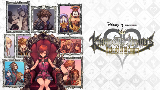 Kingdom Hearts Melody of Memory : les précommandes sont ouvertes