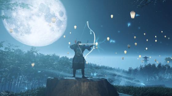 Ghost of Tsushima Legends : Liste des objets légendaires