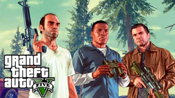 PS5 : De premiers détails pour GTA 5 sur le nouveau Playstation Store