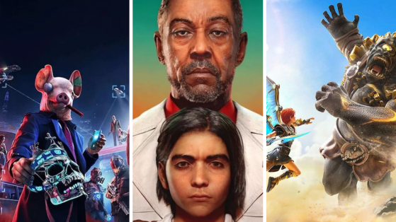 Ubisoft détaille les performances de ses jeux sur la next-gen