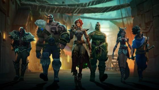 Ruined King - Entretien exclusif avec Joe Madureira et Leanne Loomb sur le RPG LoL