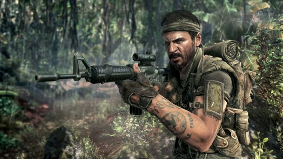 Black Ops 1 en 2010 - Call of Duty Black Ops : Cold War