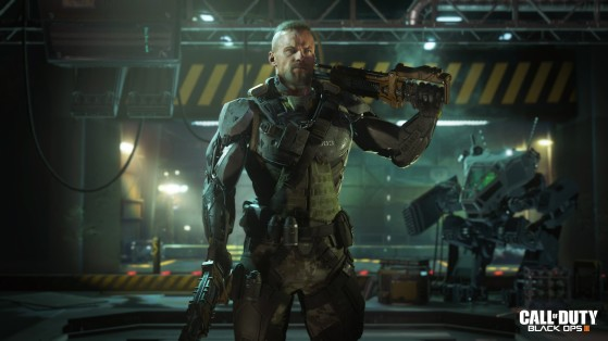 Black Ops 3 est un épisode futuriste - Call of Duty Black Ops : Cold War