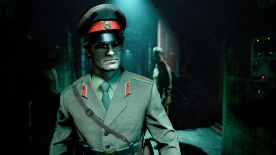 Scène du mode Campagne de Black Ops Cold War - Call of Duty Black Ops : Cold War