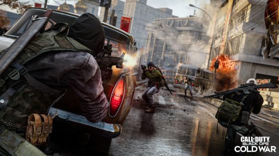 Le mode multijoueur de Cold War a déjà été testé en amont par les joueurs - Call of Duty Black Ops : Cold War